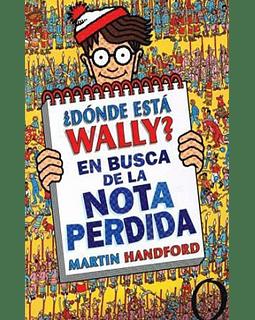 ¿Donde esta Wally? En busca de la nota perdida