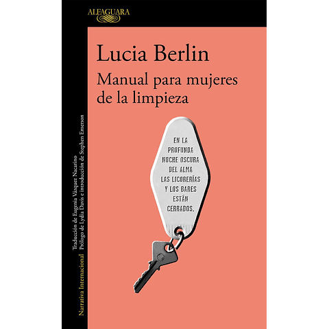 Manual para mujeres de la limpieza (Lucia Berlin)