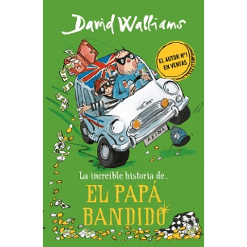 El papá bandido (David Walliams)