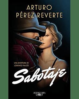 Sabotaje (Arturo Pérez- Reverte)