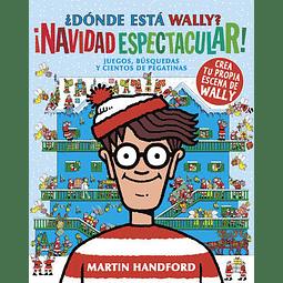 ¿Dónde esta Wally? - Navidad espectacular