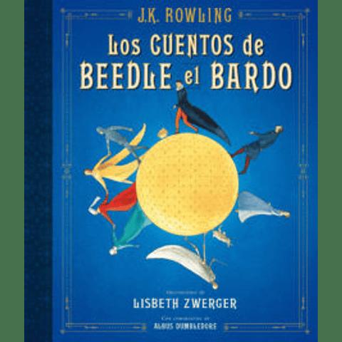 Los cuentos de Beedle el Bardo Ilustrado (J.K.Rowling)