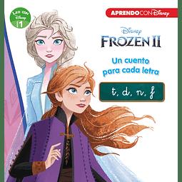 Frozen 2: un cuento para cada letra t, d, n