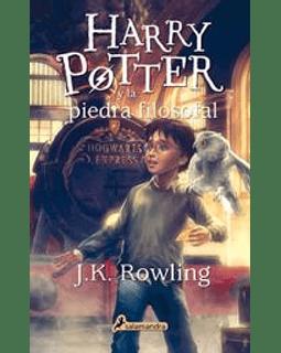 Harry Potter y la piedra filosofal (J.K Rowling)