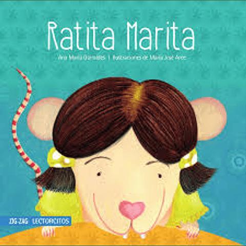 Ratito Marita (Ana María Güiraldes)