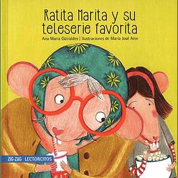 Ratita Marita y su teleserie favorita (Ana María Güiraldes)