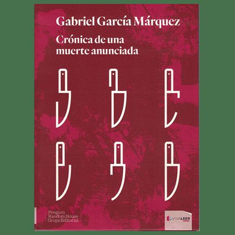 Crónica de una muerte anunciada (Gabriel Garcia Marquez)