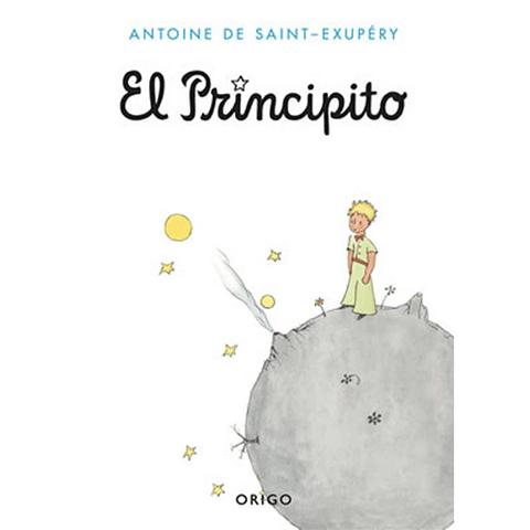 El Principito, edición tapa dura. (Antoine de Saint-Exupéry)