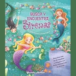 Busca y encuentra: Sirenas