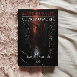 Maze Runner: correr o morir (James Dashner)