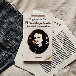 El escarabajo de oro: selección de cuentos y relatos (Edgar Allan Poe)