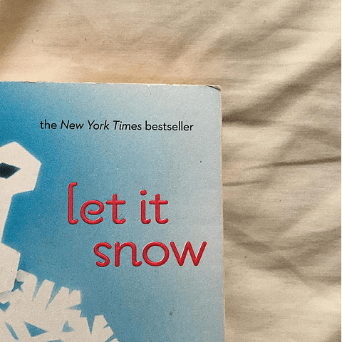 Let it snow (John Green/ Maureen Johnson/ Lauren Myrhcle)