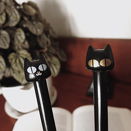 Lápices gato