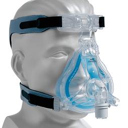 Máscara oronasal comfort gel blue