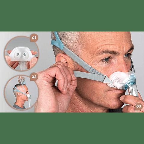 Máscara nasal F&P Brevida