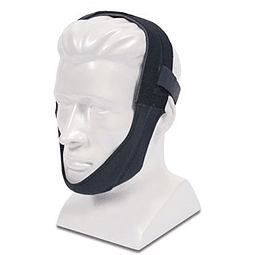 Mentonera para uso de maquina CPAP