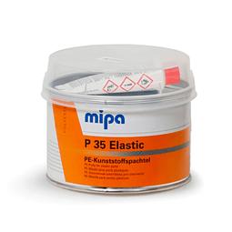 Masilla P35 0,25 Kg color Gris