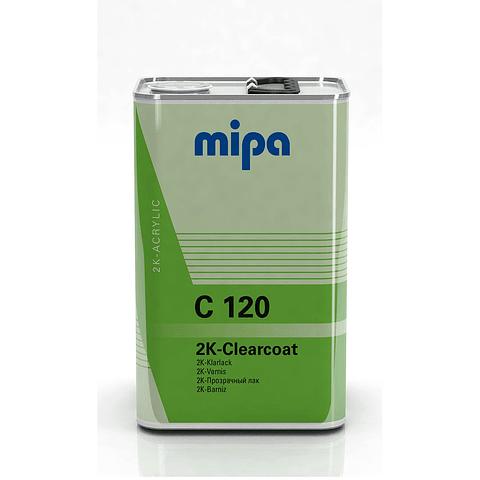 Barniz C120 4 Lt color Transparente