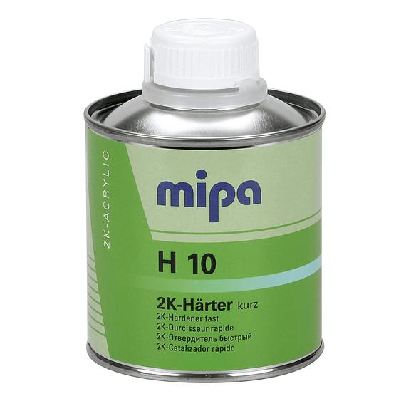 Catalizador H10 0,25 Lt color Transparente
