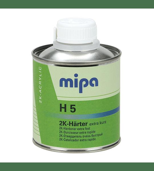 Catalizador H5 0,25 Lt color Transparente
