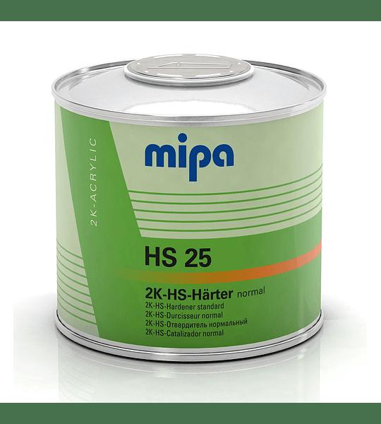 Catalizador HS25 0,5 Lt color Transparente