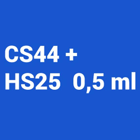 Kit Barniz 2:1 CS 44 1L + Catalizador Normal HS 25 500ml