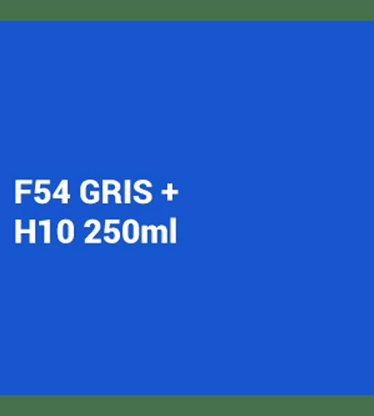 Kit Primer 4:1 F54 gris 1L + Catalizador rápido HS10 250ml
