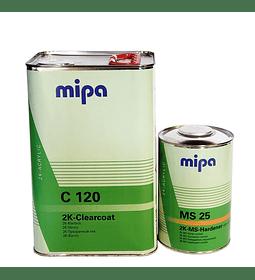 Kit Barniz 4:1 C120 4L + Catalizador Normal MS 25 1/4GL