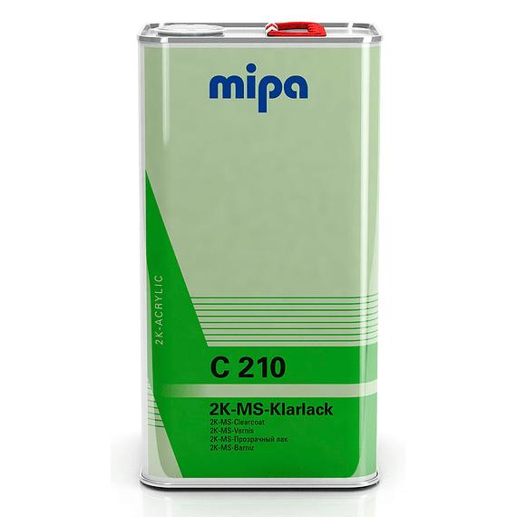 Barniz C210 5 Lt color Transparente