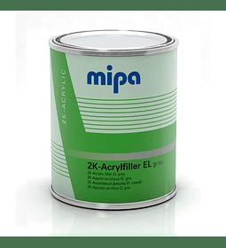 Acrylfiller 4 Lt color Gris