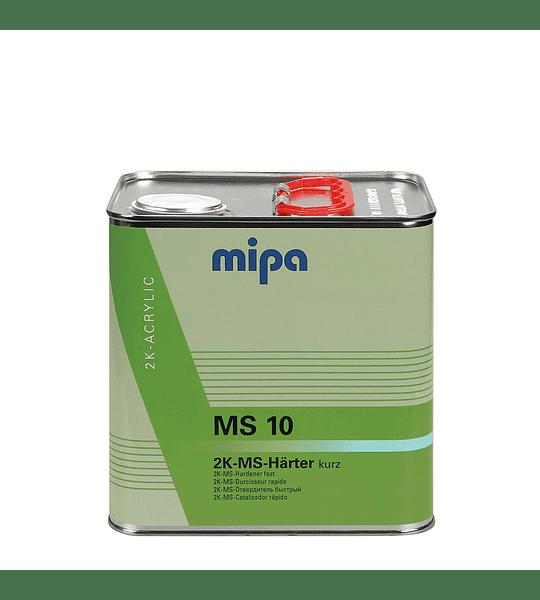 Catalizador MS10 2,5 Lt color Transparente