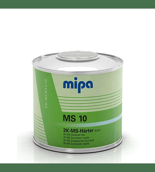 Catalizador MS10 0,5 Lt color Transparente