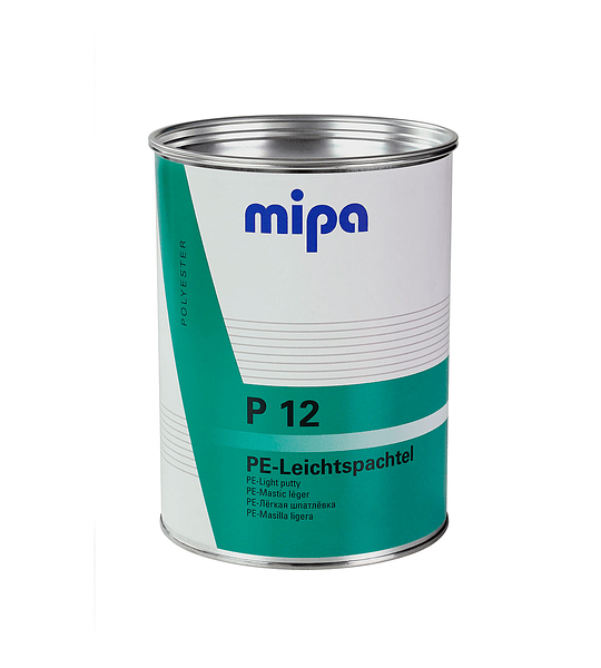 Masilla P12 3,6 Kg color Blanco