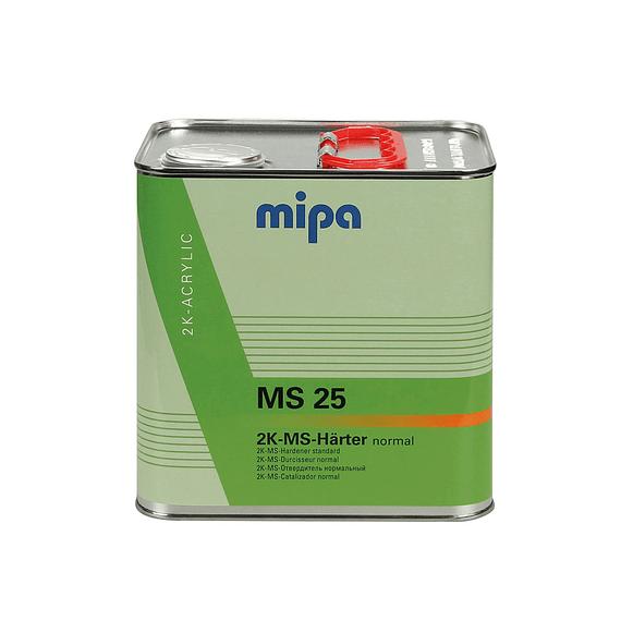 Catalizador MS25 2,5 Lt color Transparente