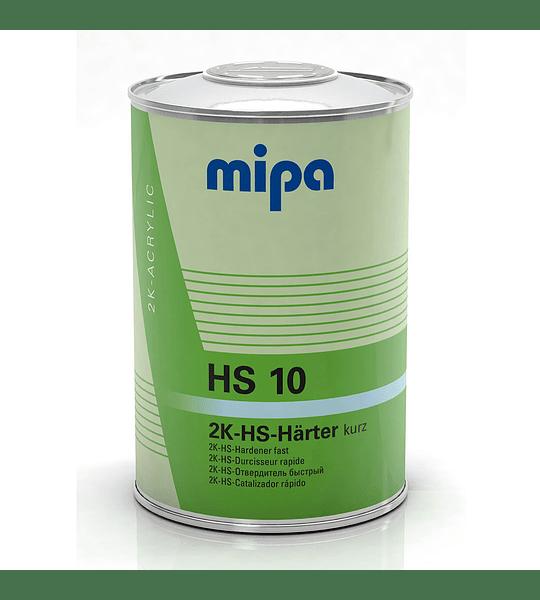 Catalizador HS10 1 Lt color Transparente
