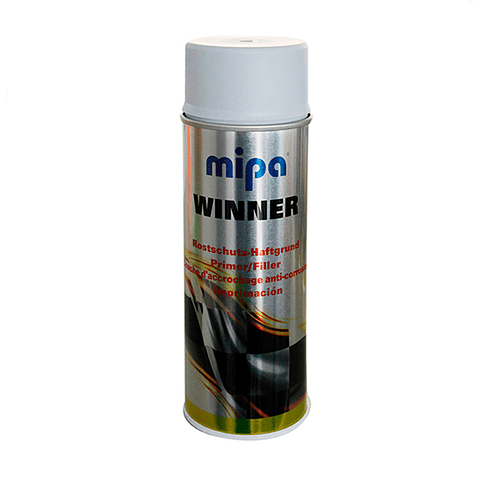 Winner Spray ACRYL-KLAR-LACK GLÄNZEND 0,4 Lt color Transparente