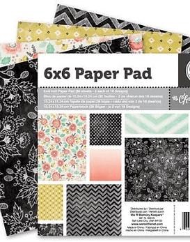 WeR Chalboard Paper Pad