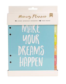 AC Memory Planner Starter Kit 2 sin fechas