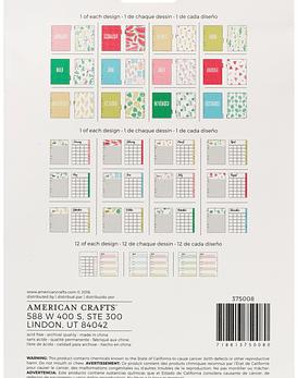 AC Memory Planner Starter Kit 1