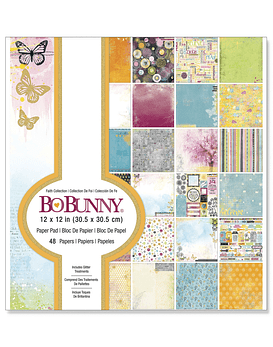 BoBunny Faith Collection