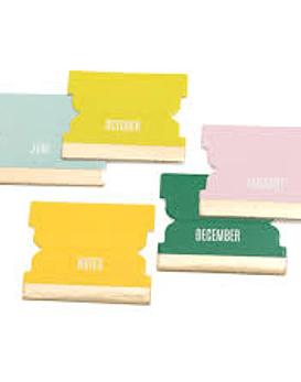 Heidi Swapp Color Fresh Tabs