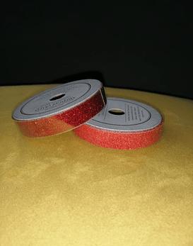 cintas decorativas adhesivas con brillo pack de 2 (no.2)