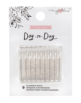 Day-toDay Planner Discs