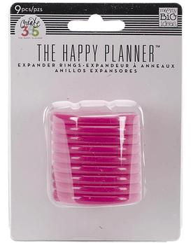 The Happy Planner Discos de 4,45cm