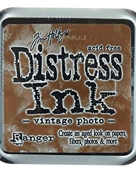 Ranger Distress Ink Vintage Photo