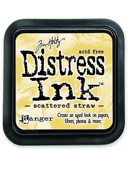 Ranger Distress Ink Scattered Straw