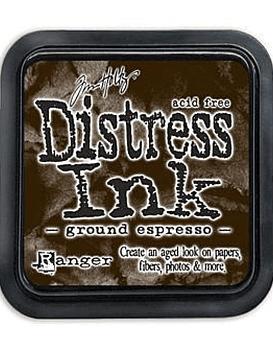 Ranger Distress Ink Ground Espresso