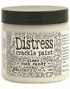 Ranger Distress Crackle Paint