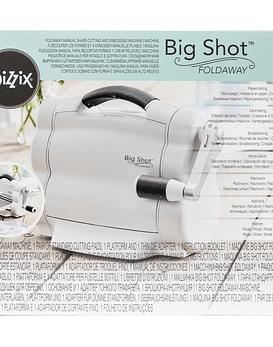 Sizzix Big Shot Foldaway