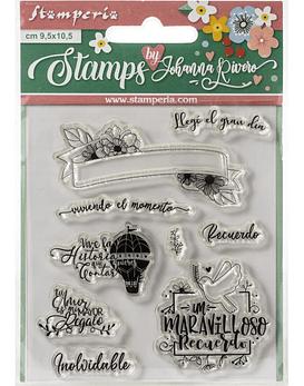 Stamperia timbres Recuerdo
